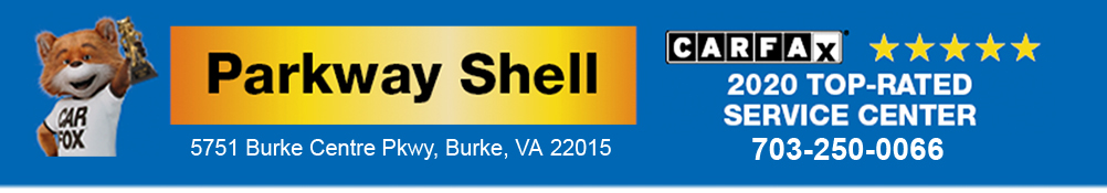 Parkway Shell -- 5751 Burke Centre Pkwy, Burke, Virginia - 703-250-0066